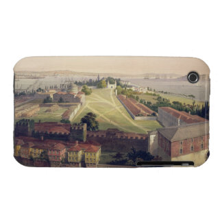 Panorama of Constantinople, plate 22 from 'Aya Sof iPhone 3 Case-Mate Case