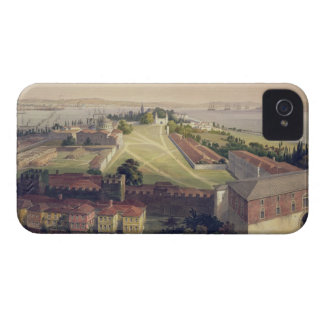 Panorama of Constantinople, plate 22 from 'Aya Sof iPhone 4 Case-Mate Case
