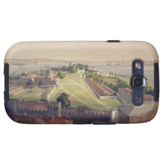 Panorama of Constantinople, plate 22 from 'Aya Sof Samsung Galaxy SIII Covers