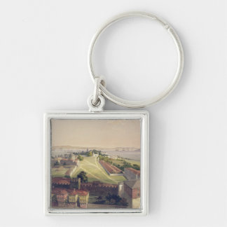 Panorama of Constantinople, plate 22 from 'Aya Sof Keychains
