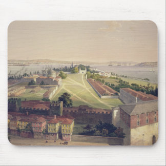 Panorama of Constantinople, plate 22 from 'Aya Sof Mouse Pad