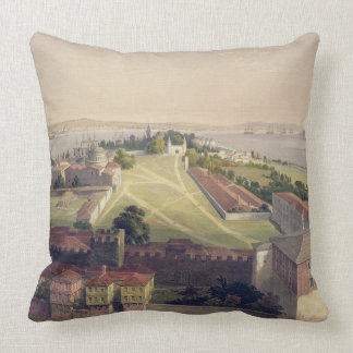 Panorama of Constantinople, plate 22 from 'Aya Sof Pillows