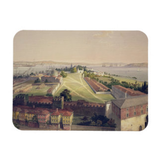 Panorama of Constantinople, plate 22 from 'Aya Sof Magnets