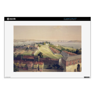 """Panorama of Constantinople, plate 22 from 'Aya Sof Skin For 15"""" Laptop"""