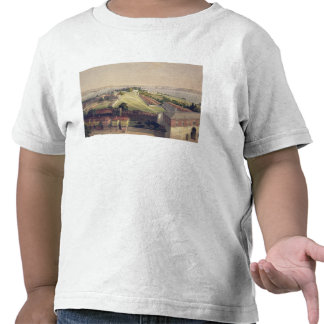 Panorama of Constantinople, plate 22 from 'Aya Sof Tee Shirts