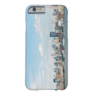 Panorama of Midtown Manhattan over Hudson River Barely There iPhone 6 Case