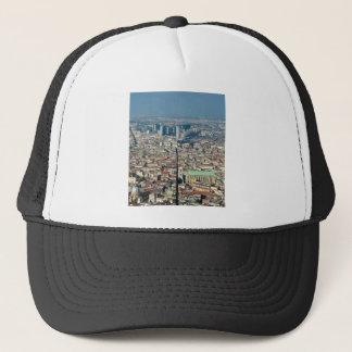 Panorama of Naples Trucker Hat