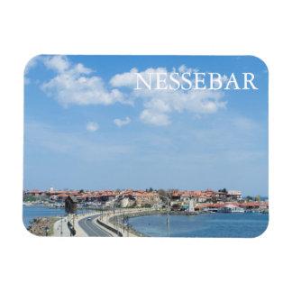 Panorama of Old Nessebar. Bulgaria Rectangular Photo Magnet