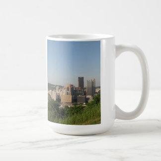 Panorama of Pittsburgh Coffee Mug