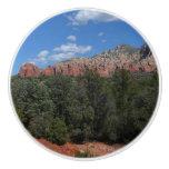 Panorama of Red Rocks Ceramic Knob