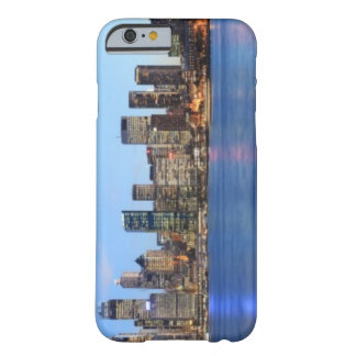 Panorama of Sydney Harbour Bridge at dusk with Barely There iPhone 6 Case