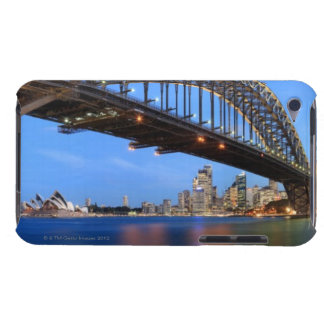 Panorama of Sydney Harbour Bridge, Sydney Opera Barely There iPod Case