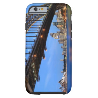 Panorama of Sydney Harbour Bridge, Sydney Opera Tough iPhone 6 Case