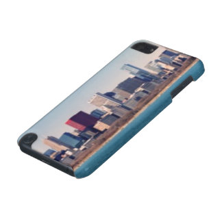 Panorama of the Chicago skyline iPod Touch 5G Cases