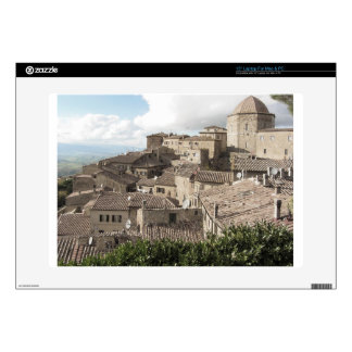 """Panorama of Volterra village, province of Pisa Skin For 15"""" Laptop"""