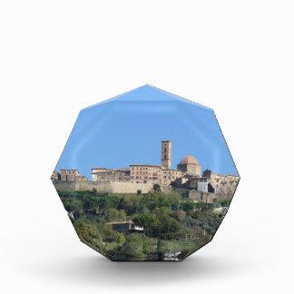 Panorama of Volterra village, Tuscany, Italy Award