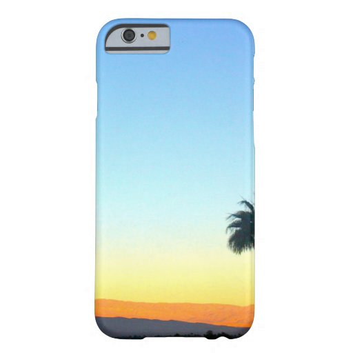 Panorama Palms iPhone 6 Case