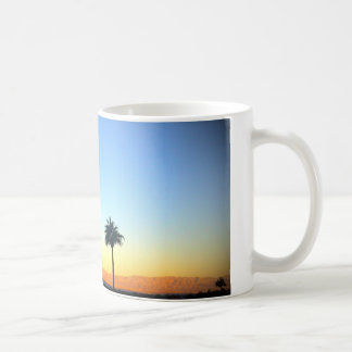 Panorama Palms Coffee Mug