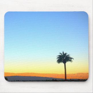 Panorama Palms Mouse Pad