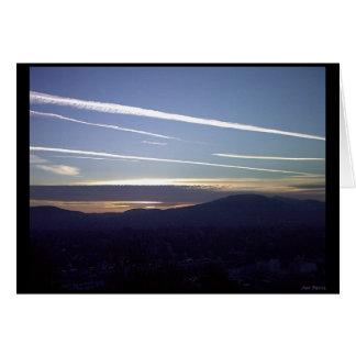 Panorama Sunrise 1 Card