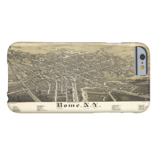 Panorama View of Rome New York (1886) Barely There iPhone 6 Case