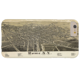 Panorama View of Rome New York (1886) Barely There iPhone 6 Plus Case