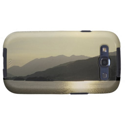 Panoramablick von Bergen und von See 2 Samsung Galaxy S3 Cover