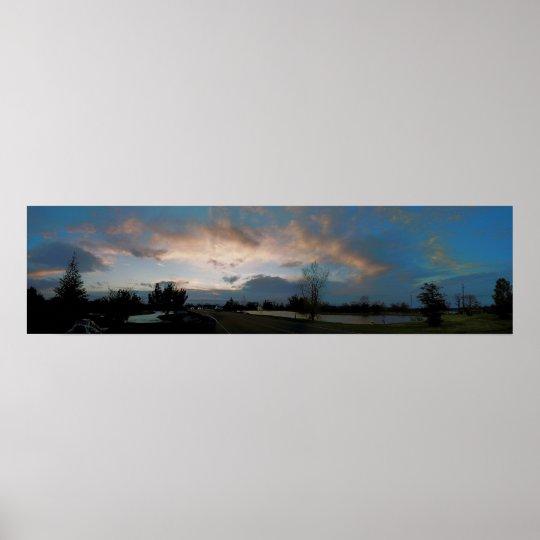 Panoramic 19 poster