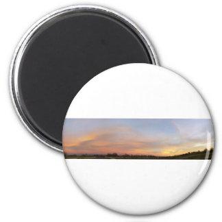 Panoramic 2 2 inch round magnet