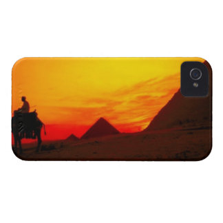 Panoramic: Great Pyramids of Giza, Egypt at iPhone 4 Case