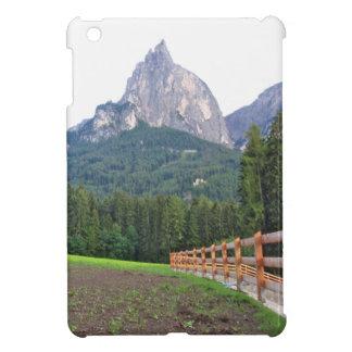 Panoramic mountain view iPad mini cases