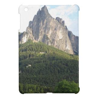 Panoramic mountain view cover for the iPad mini