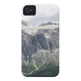Panoramic mountain view iPhone 4 cover