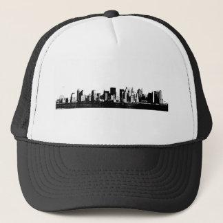 Panoramic New York City Trucker Hat