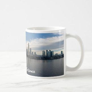 Panoramic of San Diego Mug