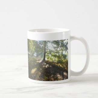 Panoramic Sunny Autumn Naarden Coffee Mug