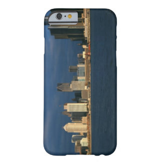 'Panoramic sunrise view of Renaissance Center, Barely There iPhone 6 Case