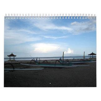 Panoramic View Beaches Calender Calendar