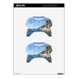 Panoramic view from Portovenere Xbox 360 Controller Skin