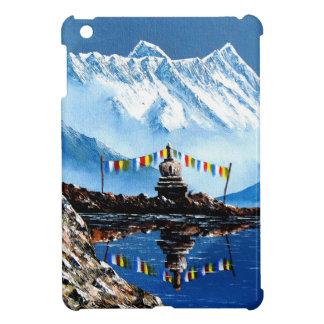 Panoramic View Of Annapurna Mountain Nepal iPad Mini Cover