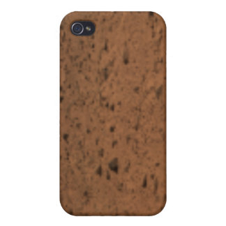 Panoramic view of Bonneville Crater iPhone 4 Cover
