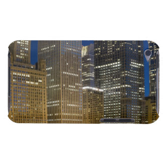 Panoramic view of buildings along the Chicago iPod Touch Cover