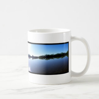 Panoramic View of Cattle Pond. Coffee Mug