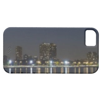 Panoramic view of Chicago's North Avenue Beach 2 iPhone SE/5/5s Case