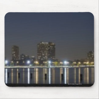 Panoramic view of Chicago's North Avenue Beach 2 Mouse Pad