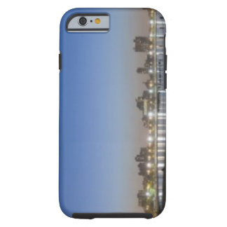 Panoramic view of Chicago's North Avenue Beach Tough iPhone 6 Case