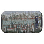 Panoramic view of Constantinople, late 18th centur Galaxy S3 Case