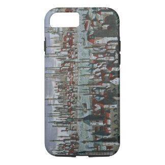 Panoramic view of Constantinople, late 18th centur iPhone 8/7 Case