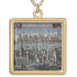 Panoramic view of Constantinople, late 18th centur Jewelry