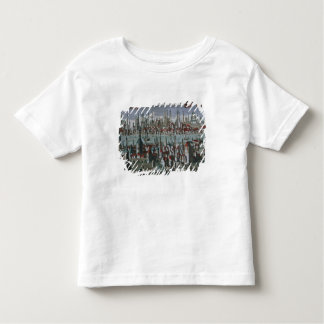 Panoramic view of Constantinople, late 18th centur Toddler T-shirt